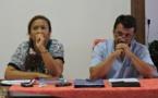 Nuihau Laurey et Lana Tetuanui sont « bel et bien en campagne »