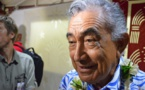 Oscar Temaru : « Il faut soutenir ce gouvernement »