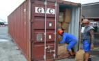 Solidarité Vanuatu : les six premiers containers de dons sont arrivés à destination