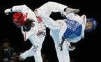 Championnats de France de taekwondo : Anne-Caroline Graffe en argent