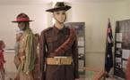 Le combat des soldats australiens et néo-zélandais lors de la Première Guerre mondiale