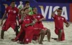 Mondial de Beach Soccer 2015 : Tahiti affrontera les tenants du titre
