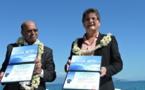Les deux premiers Boeing d'Air Tahiti Nui livrés en octobre 2018