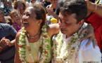 Sénatoriales : Nuihau Laurey et Lana Tetuanui élus dès le premier tour