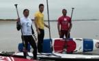 Le stand up paddle, nouvelle tendance sportive qui surfe sur le monde