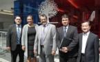 Les sénateurs reçus par Nicolas Sarkozy