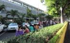 Les profs en grève contre la réforme des collèges