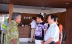 Une délégation chinoise pour guider Faa'a sur le chemin du développement durable