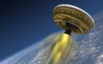 La Nasa échoue à déployer complètement son parachute supersonique géant