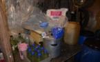 Plus de 120 litres de komo découverts à Tubuai