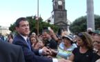 Manuel Valls situe La Réunion dans le Pacifique (vidéo)