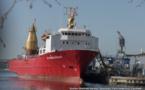 Maris-Stella IV : Un nouveau bateau de fret pour les Tuamotu Ouest