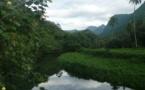 Le barrage de la Vaiiha : c'est parti