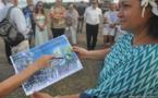 La commission du tourisme à l'APF en visite sur le terrain