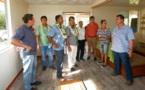 Sept familles relogées dans des fare OPH à Moorea !