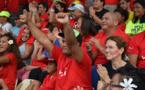 Finale mondial de beach soccer : To'ata a vibré à l'unisson avec les Tiki Toa
