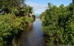 A Paea, le projet d'aménagement de la rivière Tiapa crée des inquiétudes