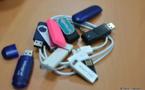 Clusir : Tu prendras moult précautions avec les clés USB