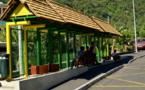Après 10 ans de combat un quartier de Papeete obtient son abribus