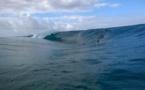 La vague de Teahupoo de ce mercredi : la vidéo