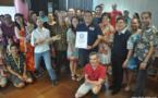 Tahiti Ukulele 2015 : TNTV a reçu le certificat du guiness
