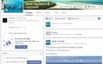 Tahiti a 50 000 fans Facebook brésiliens