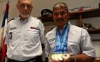 Moisson de médailles au tir pour le brigadier-chef Freddy Yen Kway