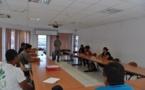 Des ateliers de formation pour les CAE de Punaauia