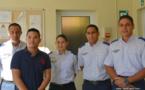 Onze Polynésiens intègrent l'école nationale de police