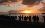 Crash d'Air Moorea : 8e cérémonie d'hommage aux victimes