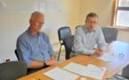 Deux experts en mission de deux semaines sur le fenua