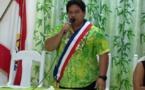 Maire de Mahina : Damas Teuira a été élu avec 24 voix