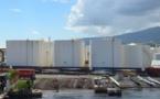 Dépot pétrolier du port : premier appel d'offres pour le déplacement des cuves