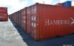 100 containers bloqués au port par des changements de procédure
