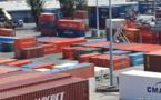 Sortie de crise pour les 100 containers bloqués au port