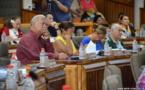 Tahoera'a et UPLD font reporter l'examen de la loi sur l'organisation du transport interinsulaire