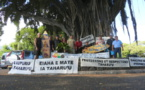 Le syndicat Te Aru Tai Mareva menace de bloquer les routes de Papeete