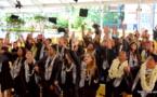 Graduation day pour les diplômés de l'ECT