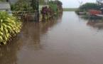 Plusieurs maisons inondées à Tubuai