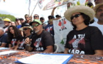 "Le syndicat ""No Te Aru Tai Mareva"" menace de bloquer la rivière de Taharuu"
