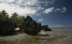 Carnet de voyage à Tikehau : escalade sur la cloche de Hina !