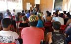 Papeete : Une trentaine de jeunes découvrent les formations du RSMA