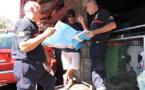 Cyclone : Sensibilisation dans les quartiers de Taunoa