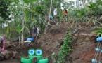 Un jardin partagé pour les quartiers situés sur les hauteurs de Punavai