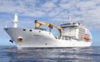 Aranui 5 : un nouveau cargo pour les Marquises