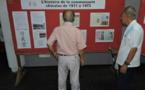L'histoire de l'arrivée des chinois à Atimaono est retracée à travers une exposition