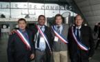 """Réaction aux attentats parisiens : Tearii Alpha """"heureux d'être Français dans ce monde de brutes"""""""