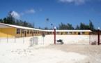 Huahine : Un nouvel établissement scolaire provisoire a été inauguré vendredi dernier