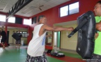Papeete : Une formation sur les armes de défense pour les policiers municipaux