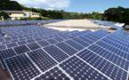 Des panneaux photovoltaïques sur les bâtiments du Pays